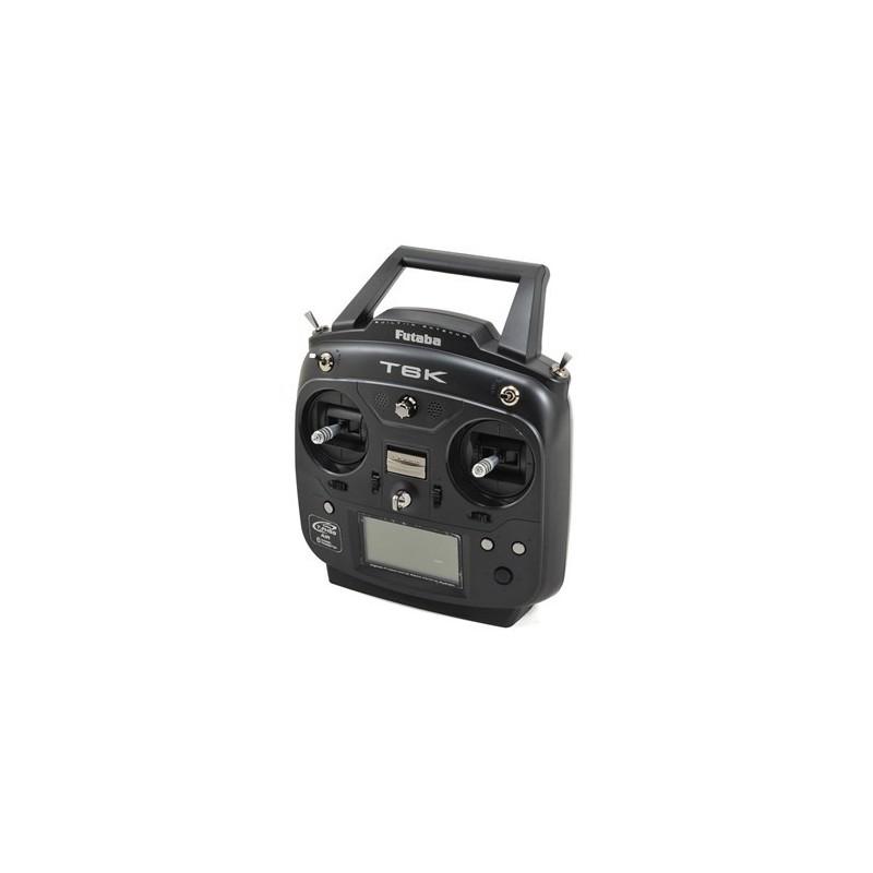 Futaba Rádio Futaba T6K 6-CH + R3006SB T-FHSS 2.4Ghz