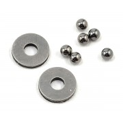 Tungsten Carbide Diff Balls, 2mm (6)